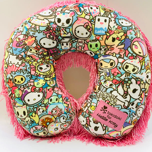 Tokidoki x Hello Kitty Neck Pillow