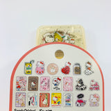 Hello Kitty Stickers in a Case