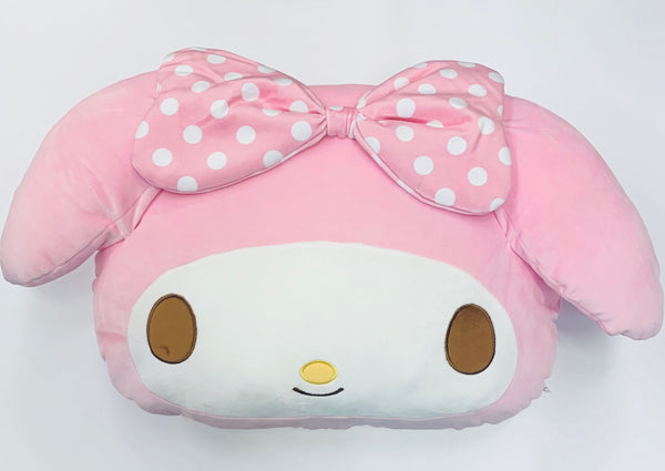 My Melody Face Pillow
