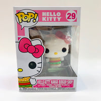 Pop! Hello Kitty Vinyl #29 Kawaii Burger Shop