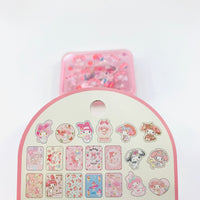 My Melody Stickers in a Case A