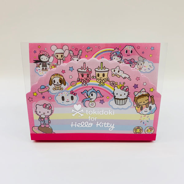 Tokidoki x Hello Kitty Memo Pad