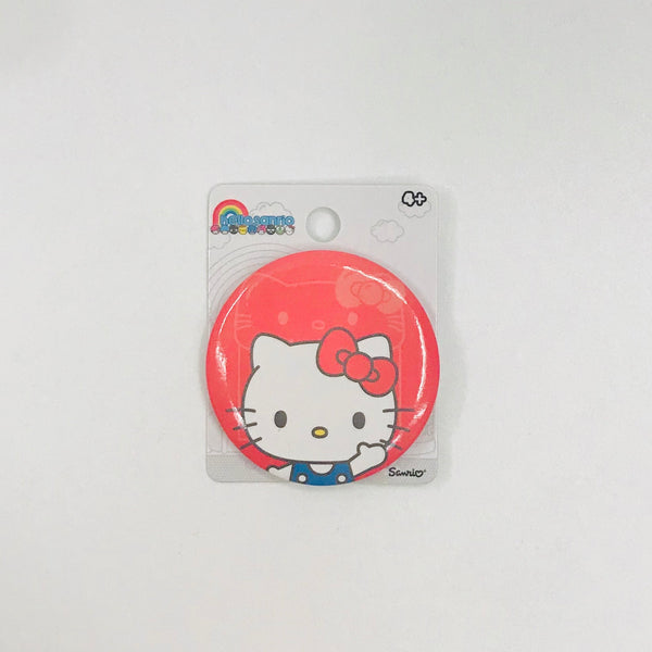 Hello Kitty Pin-back Button
