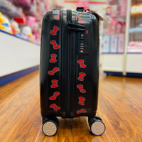 "Hello Kitty Red Ribbon 15"" Hard Suitcase"