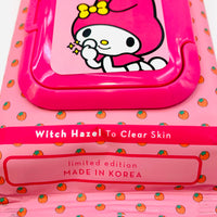 The Crème Shop x My Melody Cleansing Wipes