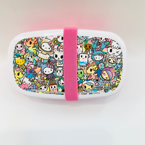 Tokidoki for Hello Kitty Lunch Container