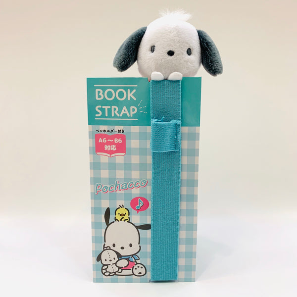 Pochacco Book Strap with Pen Holder