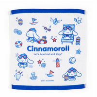 Cinnamoroll Marine Wash Towel