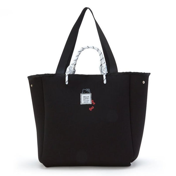 Hello Kitty NP Black Tote Bag
