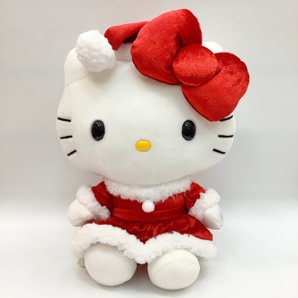 Hello Kitty Christmas Plushes
