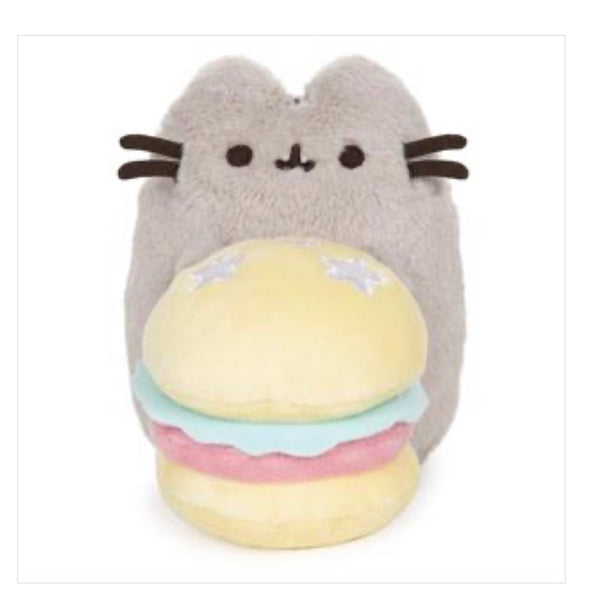 "Pusheen Hamburger 6"" Plush"