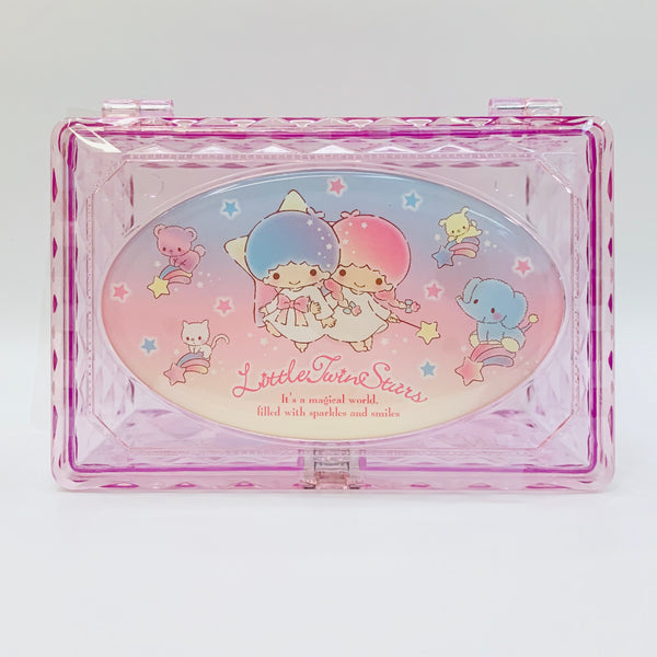 Little Twin Stars Clear Accessory Case