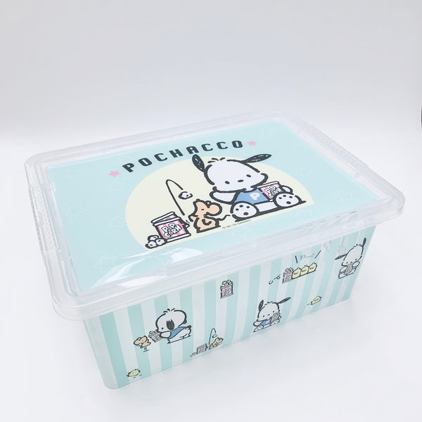 Pochacco Clear Storage Box