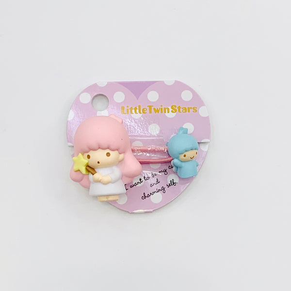 Little Twin Stars Ponytail Holder Friendship Lala