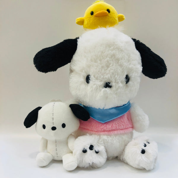 Pochacco with a Toy Plush