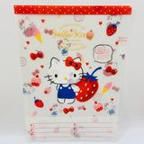 Hello Kitty Strawberry Clear