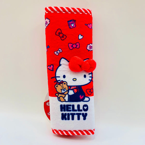 Hello Kitty Seatbelt Cover Red