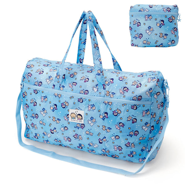 Minna No Tabo Foldable Carry on Bag