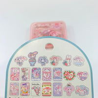 Bonbonribbon Stickers in a Case