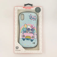 Hello Kitty Mint Car iPhone X/XS, XR Case