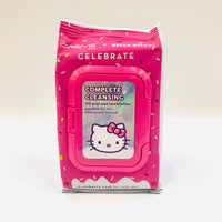 The Crème Shop x Hello Kitty Celebrate Complete Cleansing Wipes
