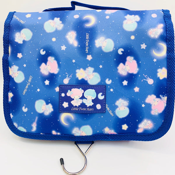 Little Twin Stars Travel Pouch With Hanger