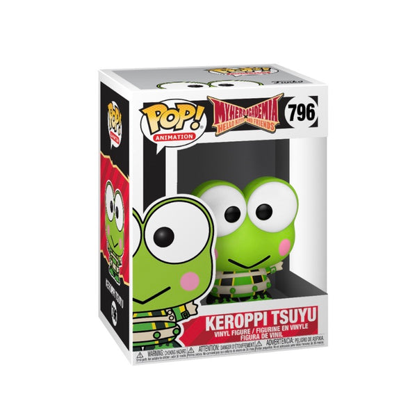 Pop! Animation: My Hero Academia - Keroppi Tsuyu
