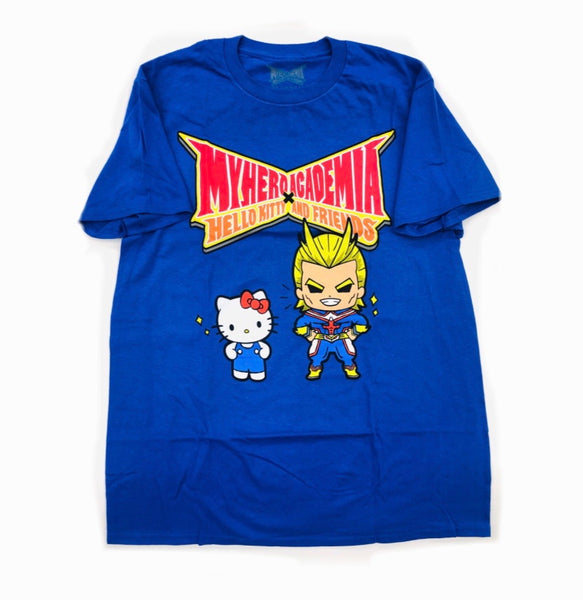 My Hero Academia x Sanrio Hello Kitty Tee