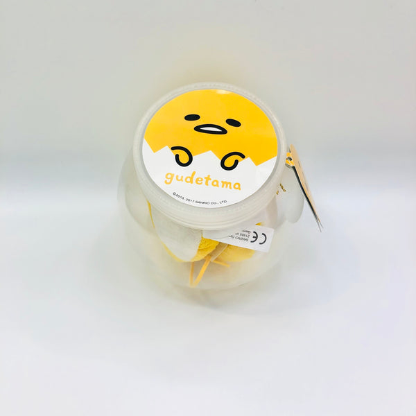 Gudetama Plush in a Bottle Coin Purse