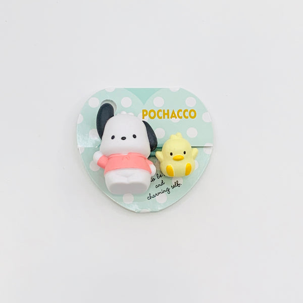 Pochacco Ponytail Holder Friendship