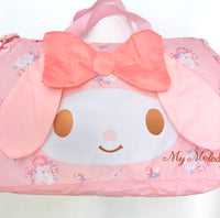 My Melody Foldable Boston Bag