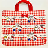 Sanrio Quilted Tote