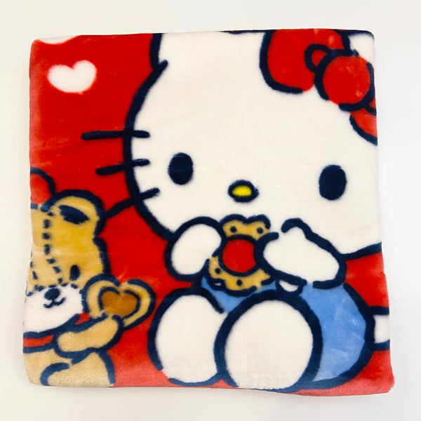 Red Hello Kitty Blanket
