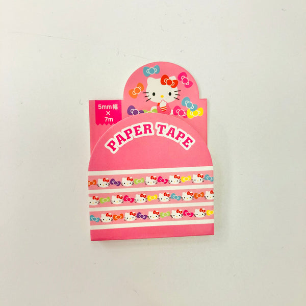 Hello Kitty 5mm Paper Tape