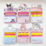 Sanrio Characters Sticky Notes Stand Pack