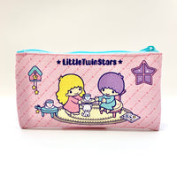 Little Twin Stars Flat Pouch