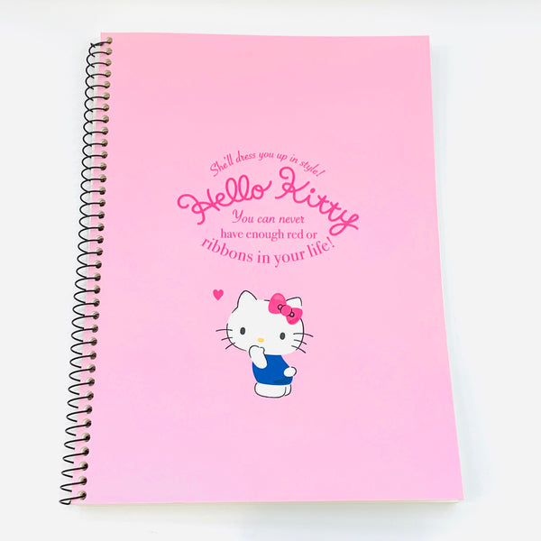 Hello Kitty Sketchbook