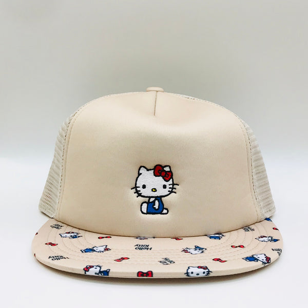 Hello Kitty Slick Adult Cap
