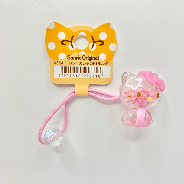 Hello Kitty Ponytail Holder