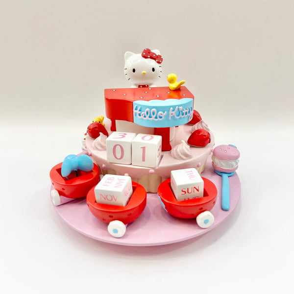 Hello Kitty Perpetual Calendar