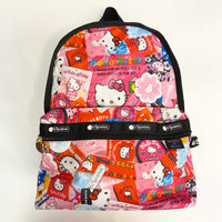 Hello Kitty X LeSportSac Basic Backpack Pink