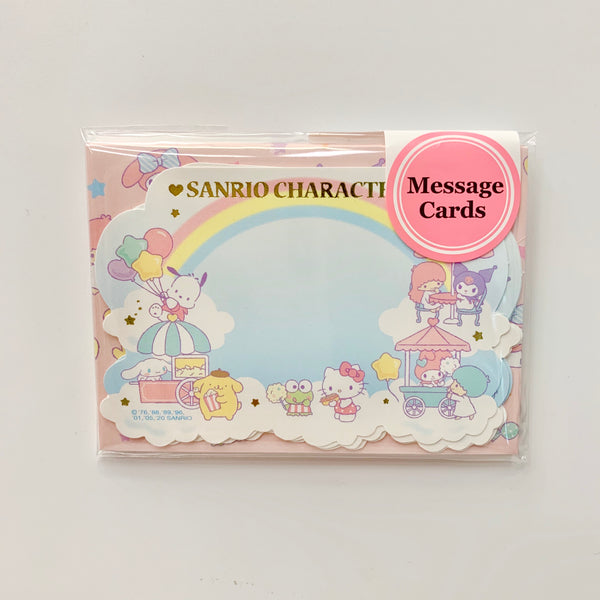 Sanrio Characters Message Cards