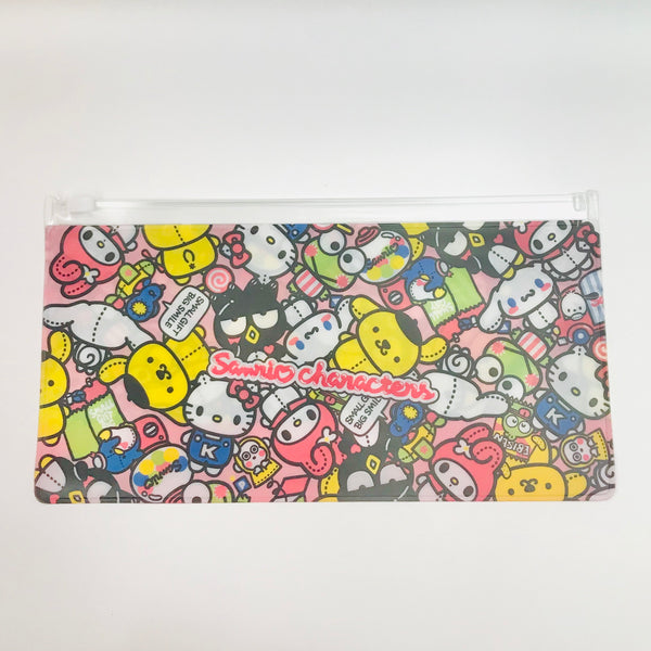 Sanrio Characters PVC Mask Pouch
