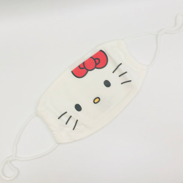 Hello Kitty Bioworld Face Mask