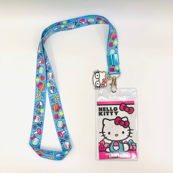 Hello Kitty Nerd Lanyard