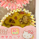 Hello Kitty Paper Mini Muffin Cups