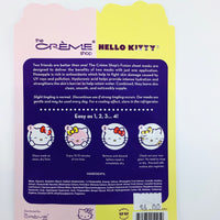 The Crème Shop x Hello Kitty 2-in-1 Sheet Mask