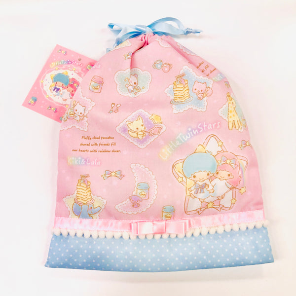 Little Twin Stars Drawstring Bag