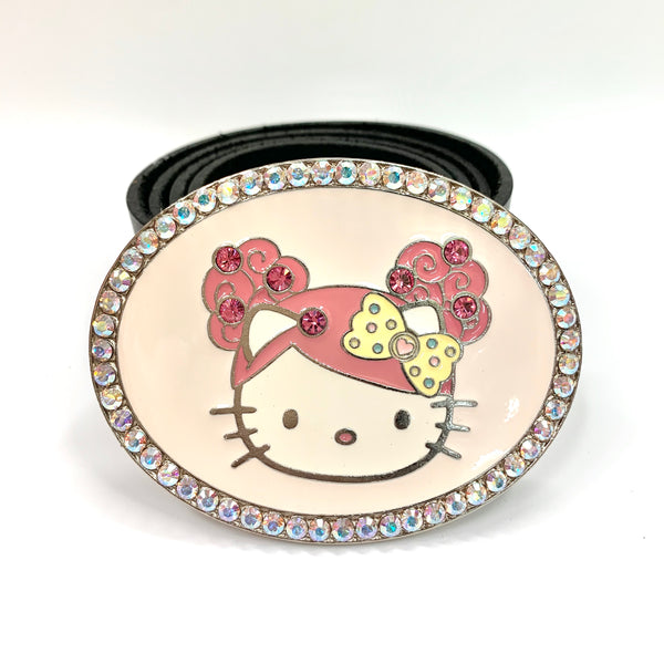 Hello Kitty x Tarina Tarantino Belt Buckle