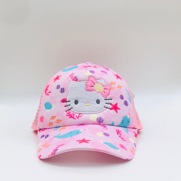 Mermaid Hello Kitty Kid's Cap